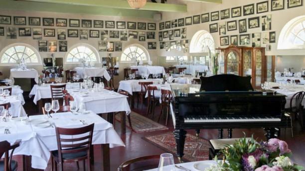 Bistro Het Koetshuis Het restaurant