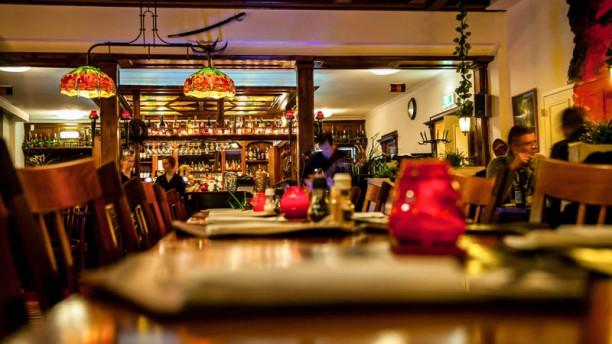 La Rosario Restaurantzaal