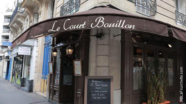 Le Court-Bouillon Bienvenue au restaurant Le Court-Bouillon