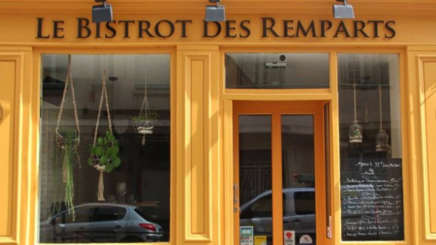 restaurant le bistrot des remparts rennes 35000 menu avis prix et r servation. Black Bedroom Furniture Sets. Home Design Ideas