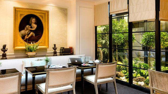 Les Confidences - Hôtel San Régis - Restaurant - Paris