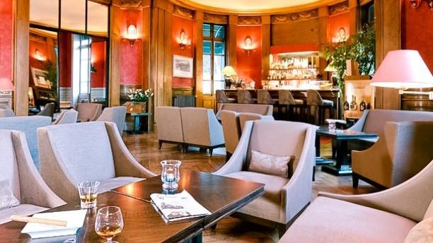 Najeti Restaurant le Relais Vue de la salle