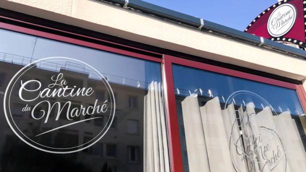 La Cantine Du Marché Façade