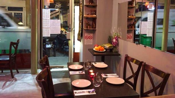 PhuThaï Salle du restaurant