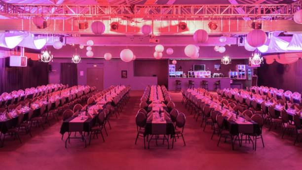 Cabaret Fantasy Salle intérieur