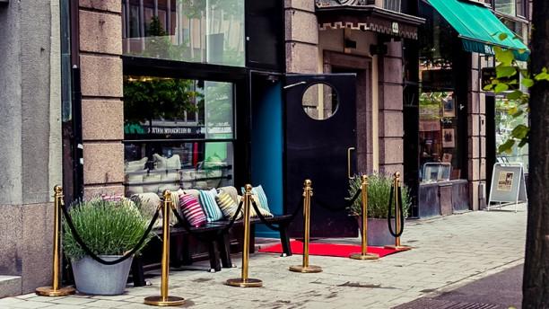 Coba entrance