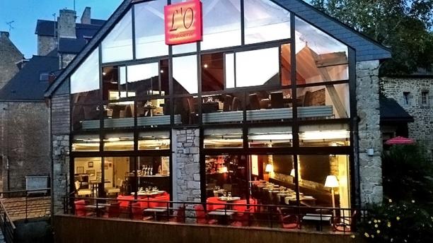 Brasserie l'O Vue devanture