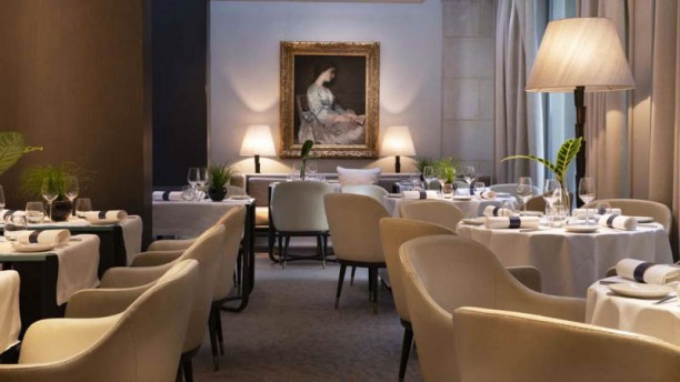 Restaurant De Sers Vue de la salle