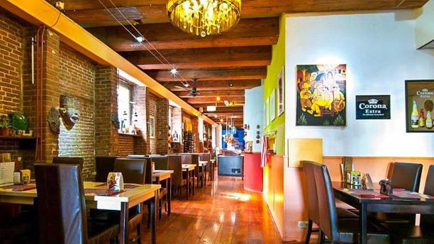 Pablo's Cantina Het restaurant