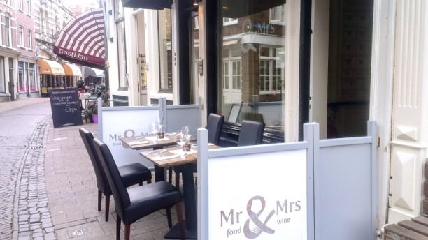 Restaurant Mr Mrs In Haarlem Menu Openingstijden Prijzen