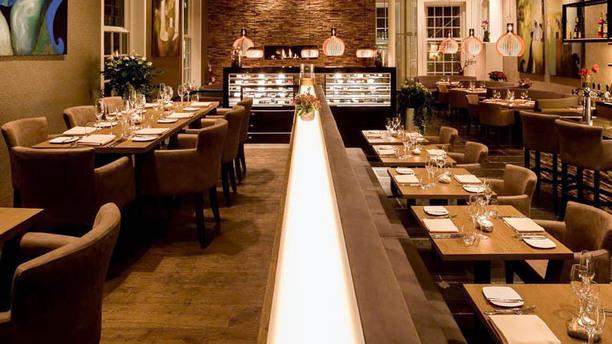 Raedthuys Het restaurant