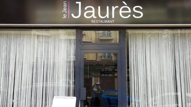 Le Jean Jaurès Façade du restaurant