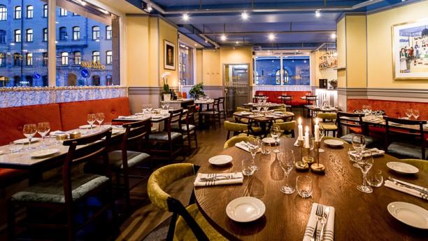 Adria Ristorante & Bar Dining room