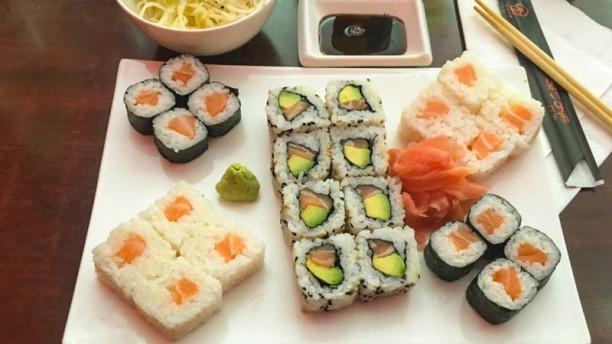 Toyotomy Plateau de sushi