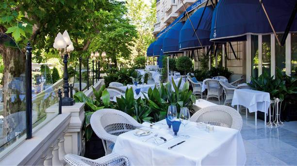 Restaurante Goya Hotel Ritz En Madrid Museo Del Prado