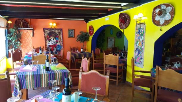 Pancho Villa Vista sala