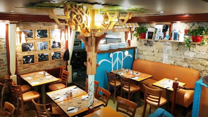 Le Studio Café - Restaurant - Paris