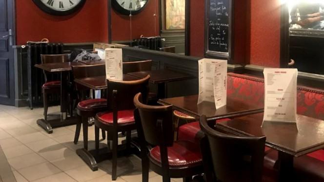 Le Nazir - Restaurant - Paris