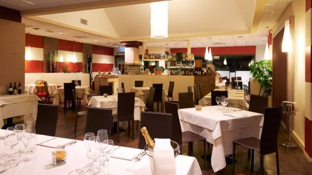 Brasserie Pavia La sala