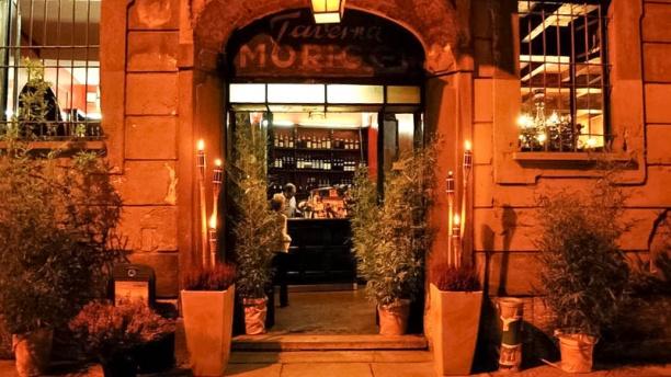 Taverna Moriggi entrata