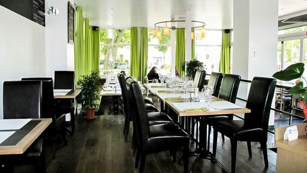 Brasserie Rubenshuis Vue salle