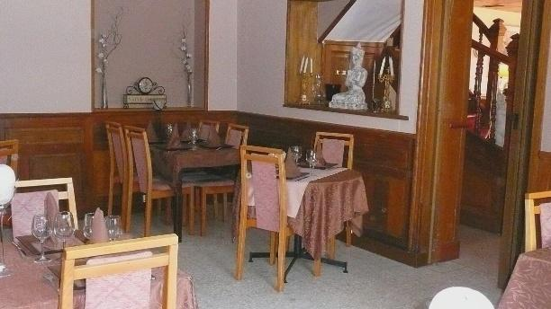 Hôtel de France Salle du restaurant