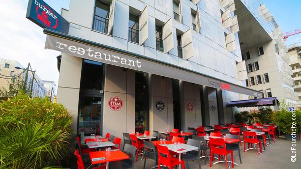 Burger wine lyon 2 me confluence lafourchette - Restaurant confluence domo ...