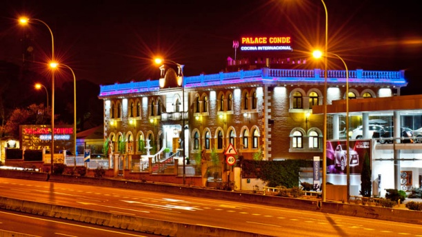 Restaurant palace conde madrid avis menu et prix for Restaurant vista palace