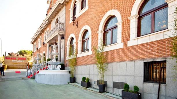 Palace Conde Vista fachada