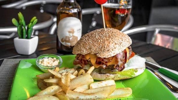 Burger' s Street panino