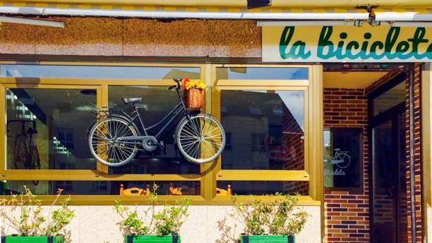 La Bicicleta Steakhouse exterior