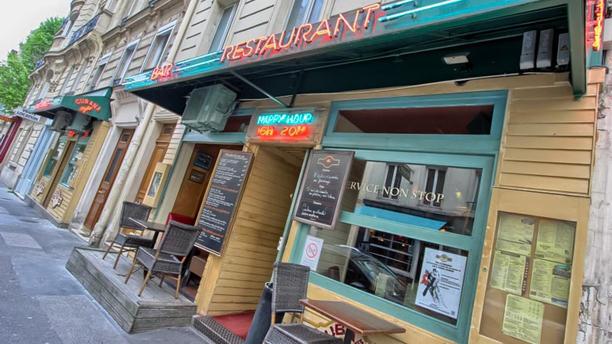Cubana Café Devanture