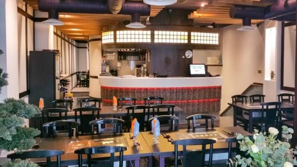 Bong République Salle du restaurant