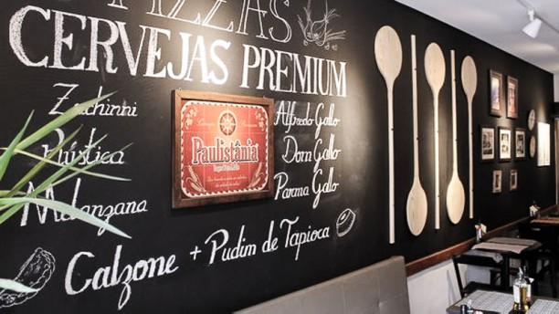 Dom Gallo Pizzaria e Gastronomia Sala