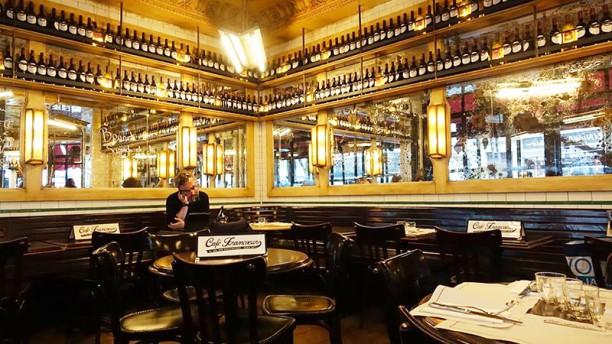 Café Francoeur Salle fond du Francoeur