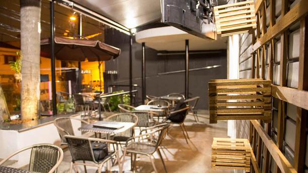 Saloon Bar e Lounge Vista da sala