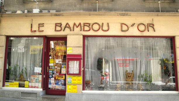 Le Bambou d'Or