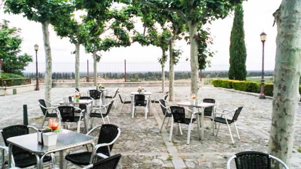 La Ceaza Vista terraza
