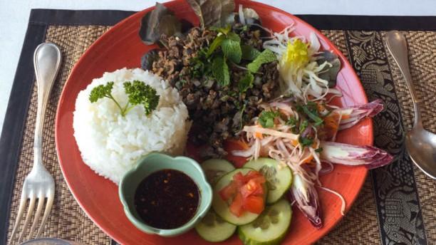 Thai Curry Suggestion de plat