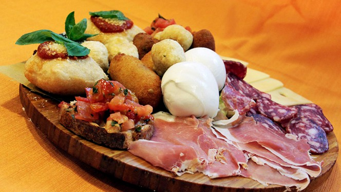 Suggerimento dello chef - Ale e Ciro, Rome