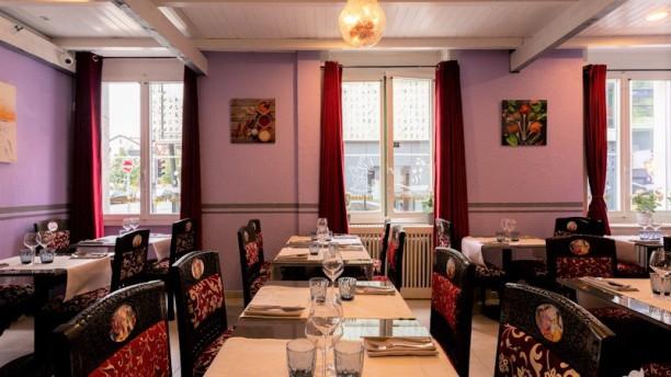 Restaurant Le Safran Salle