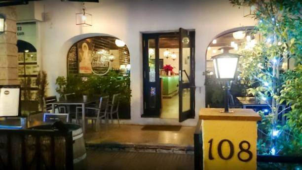 Ginger Café Vista del interior