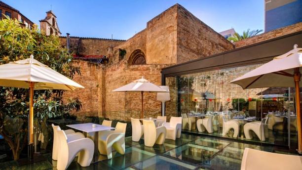 Nineteen Restaurant - Hotel Olivia Plaza Vista exterior