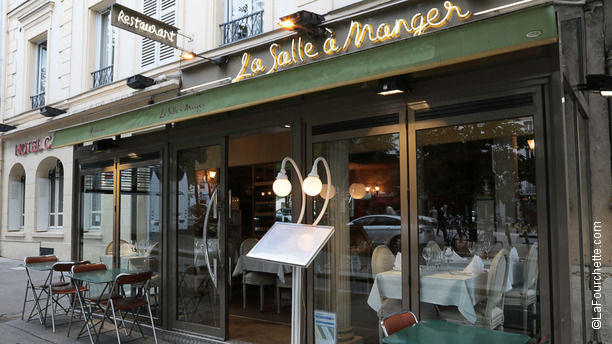 La salle manger in paris restaurant reviews menu and for Salle a manger paris