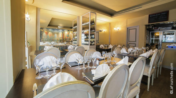 la salle manger in paris restaurant reviews menu and prices thefork. Black Bedroom Furniture Sets. Home Design Ideas