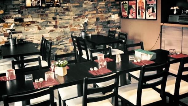 Wanthita Thaï Street Food Vue salle