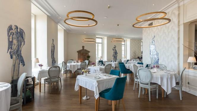 Tágide ristorante internazionale a Lisbona in Portogallo