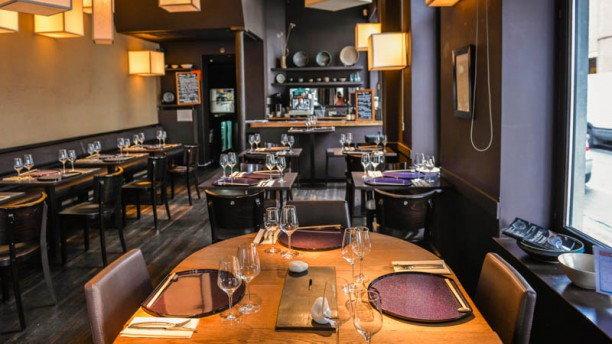 Restaurant seino bruxelles menu avis prix et r servation for Resto lasalle