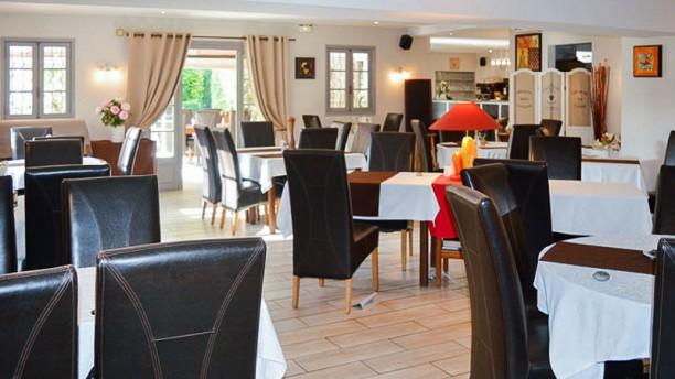 Le Relais Gourmand La salle de restaurant