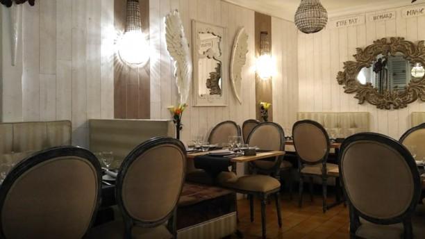 La Marie Antoinette Salle du restaurant